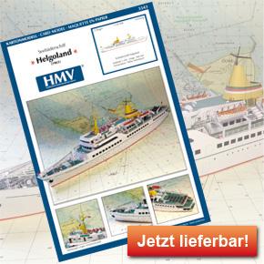 Seebäderschiff Helgoland 1963