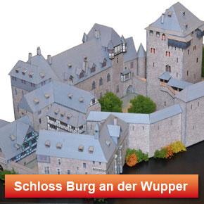 Schloss Burg an der Wupper