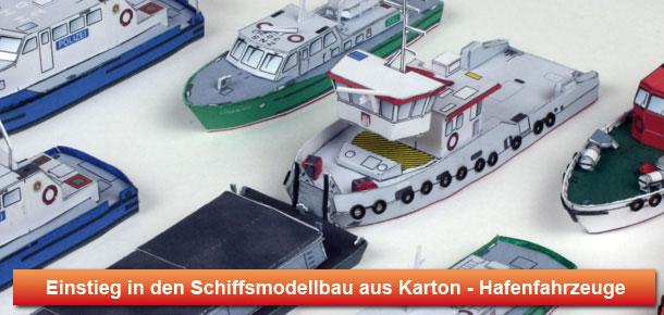 Aktuelle Hafenfahrzeuge 1